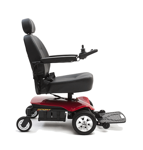 Jazzy® Sport 2 Power Wheelchair