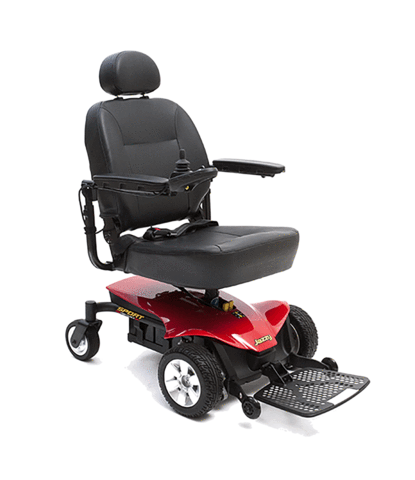 Jazzy® Sport 2 Power Wheelchair