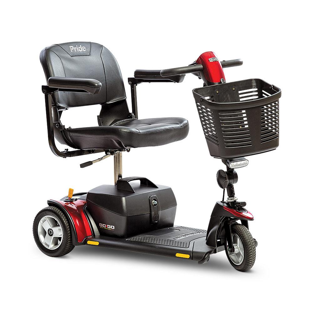 Go-Go Elite Traveller® Plus 3-Wheel Scooter