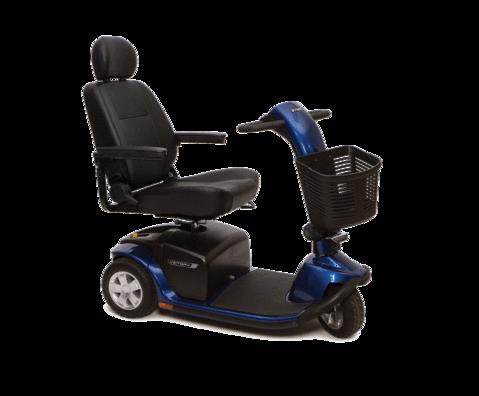 Victory 10 Heavy Duty 3-Wheel Scooter