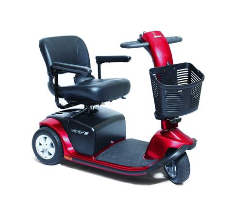 Victory 10 Heavy Duty 3-Wheel Scooter