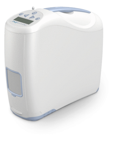 Inogen One G2 Portable Oxygen Concentrator 1