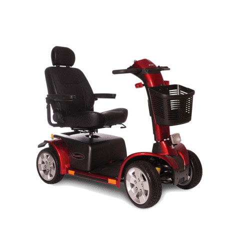 Pursuit® 4-Wheel Scooter