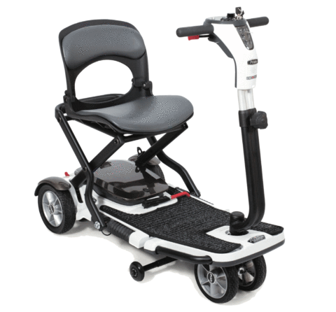 Go-Go® Folding 4-Wheel Travel Scooter