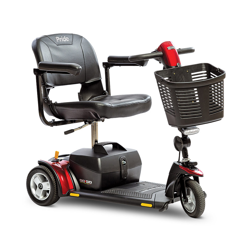 Go-Go Elite Traveller® 3-wheel Plus