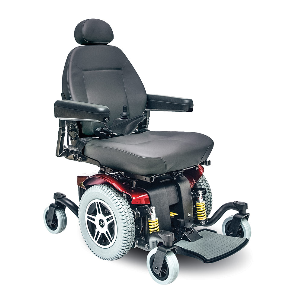 Jazzy® 614 HD Full Size Power Wheelchair