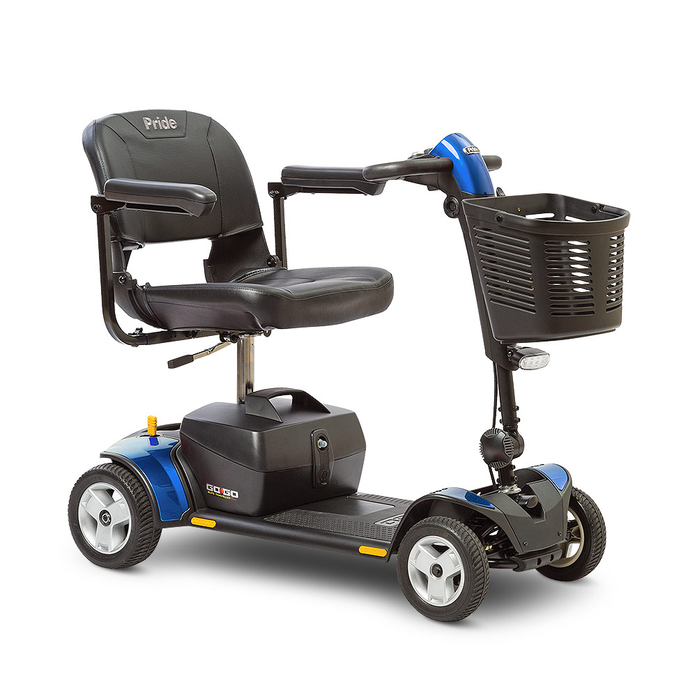 Go-Go Elite Traveller® Plus 4-wheel Travel Scooter