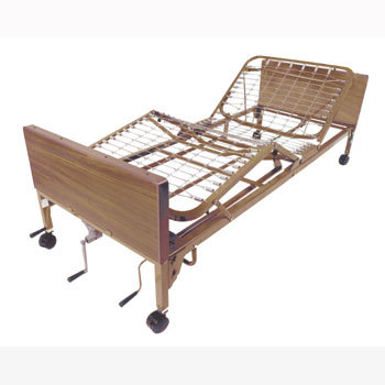 Ultra Light Manual Bed