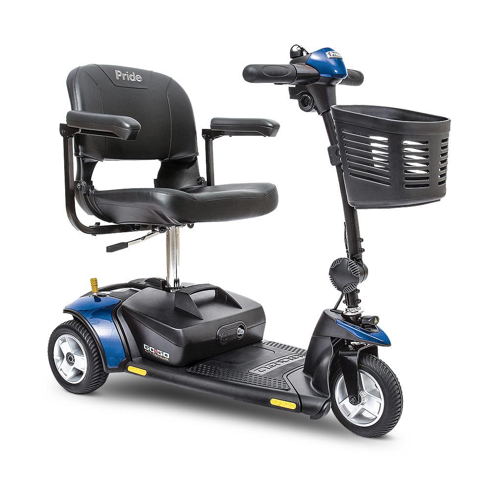 Go-Go Elite Traveller® 3-wheel w 12AH