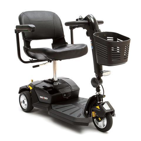 Go-Go LX 3-Wheel Travel Scooter w 12AH