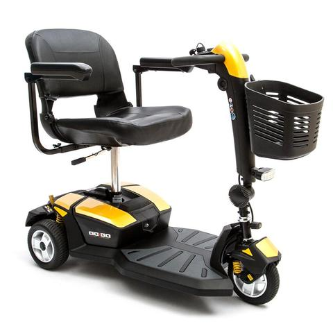 Go-Go LX 3-Wheel Travel Scooter w 12AH