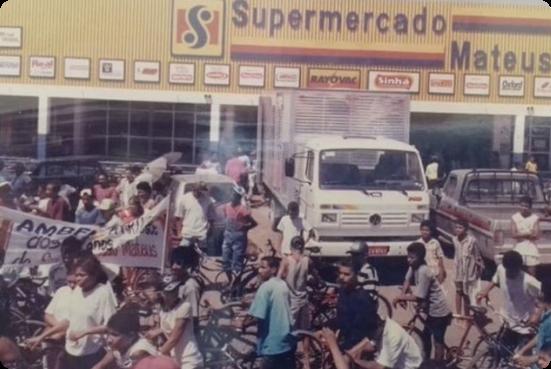 primeira loja