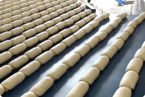 industria de pães