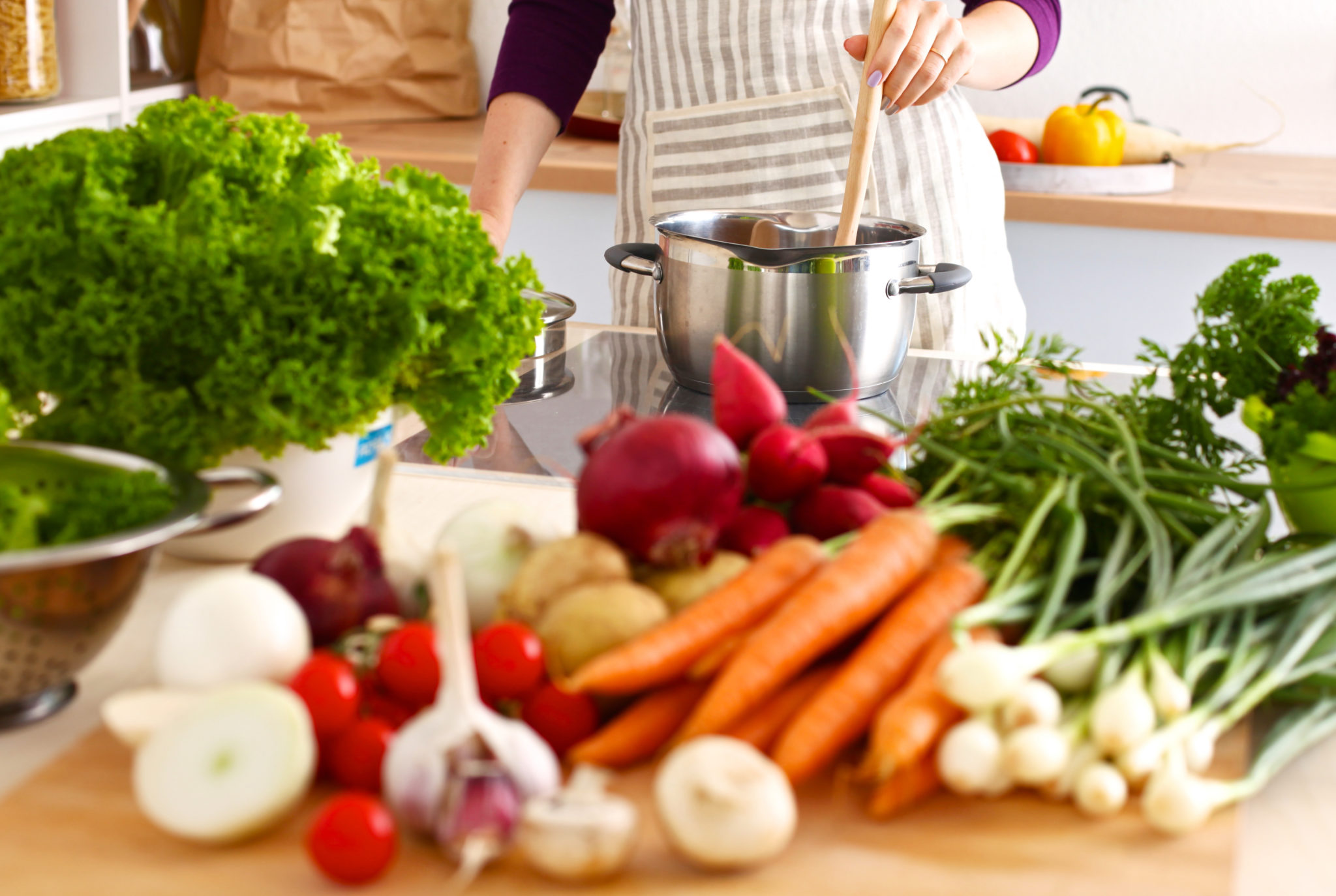 Make How you Cook as Healthy as What you Cook