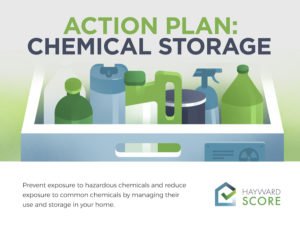 Action Plan: Chemical Storage