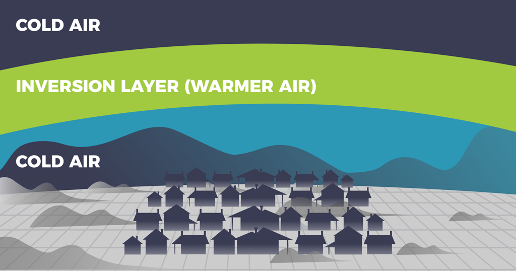 Air Quality Indoors Can Be the Worst in the Winter