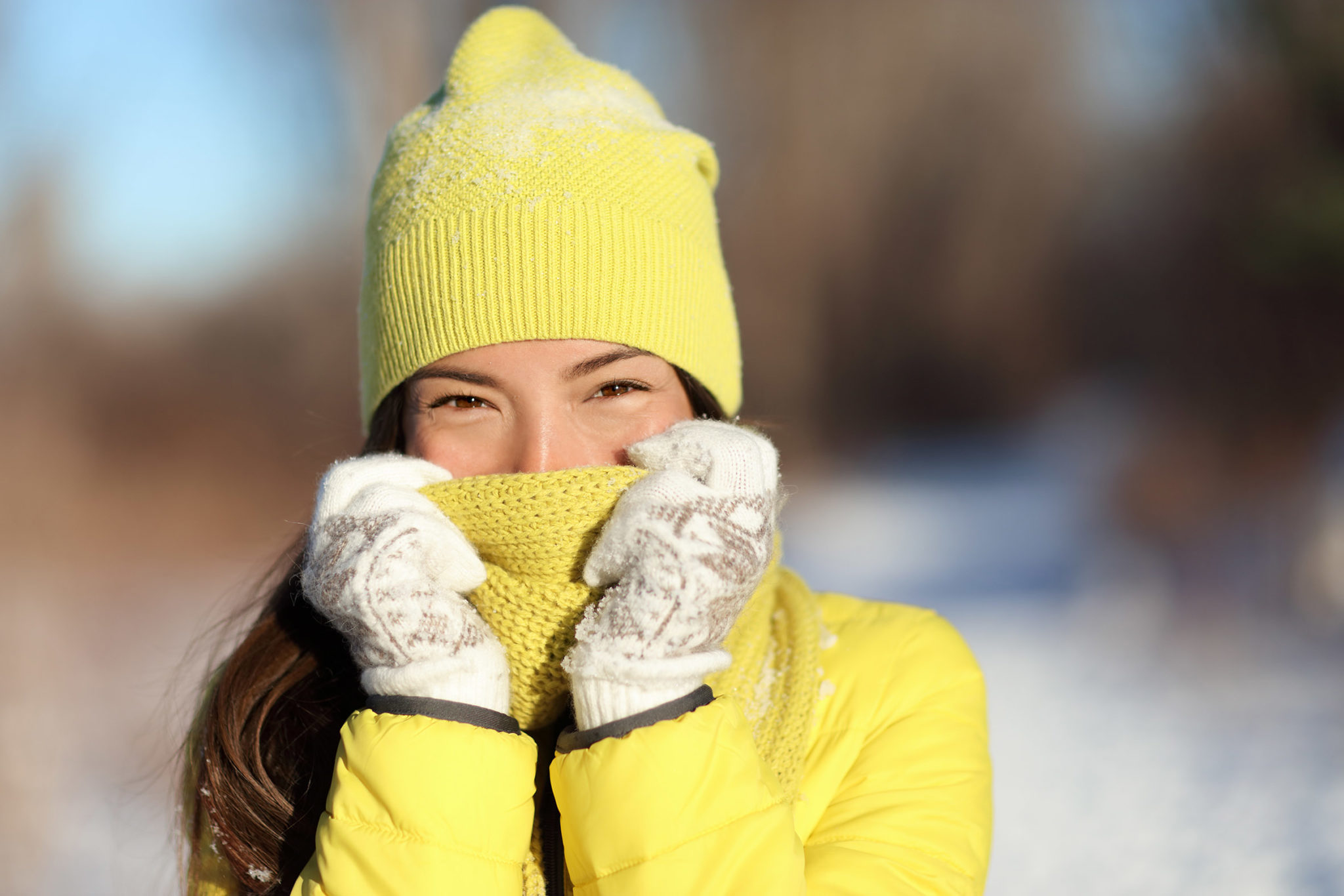 How to Control Asthma in Cold Weather