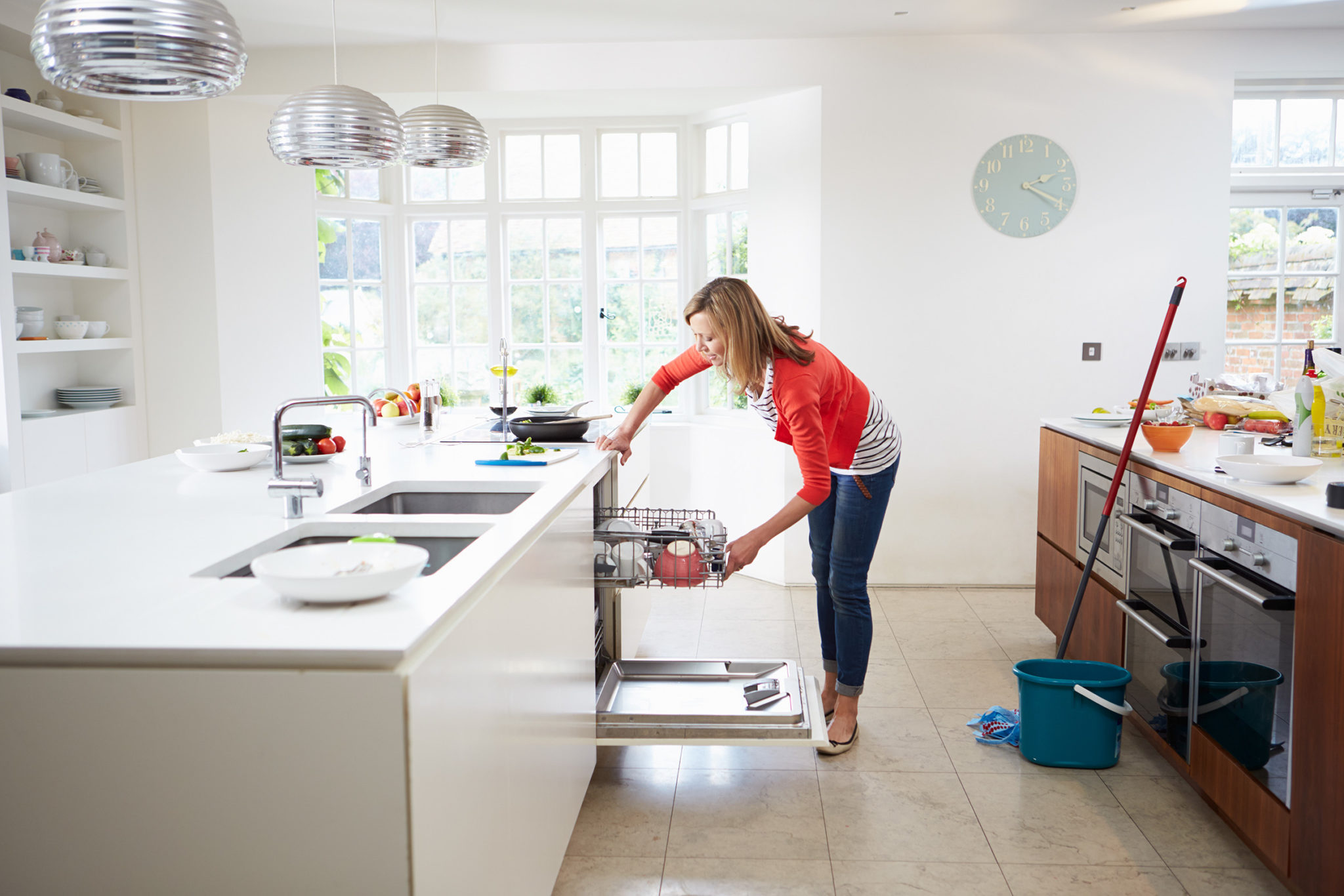 Is Your Dishwasher Impacting Your Indoor Air Quality?