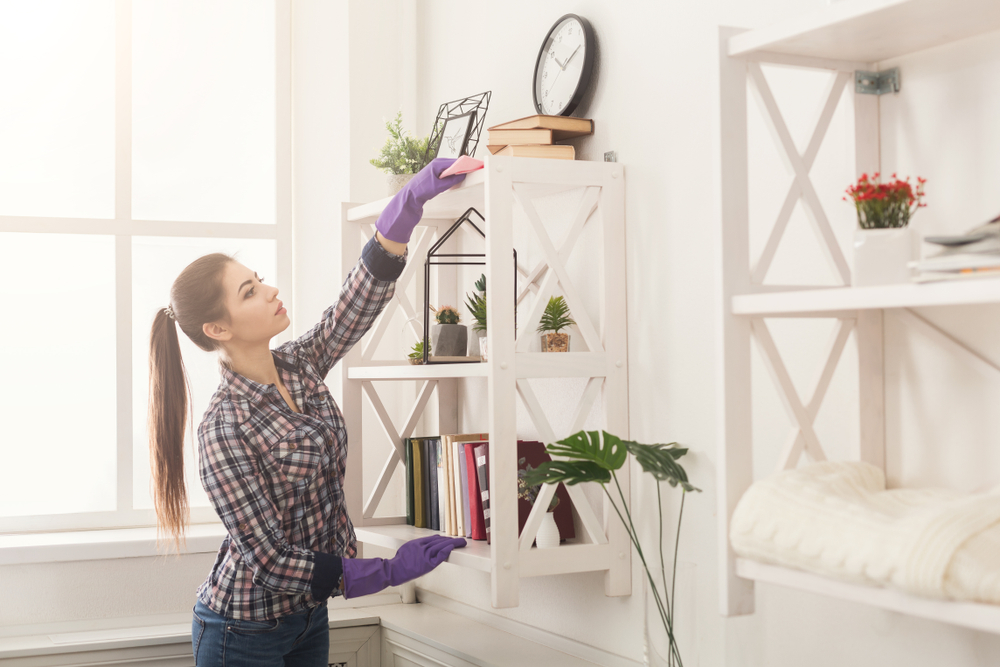 6 Steps to Minimize Dust at Home