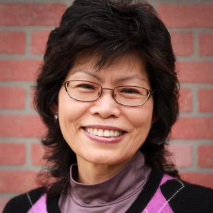 Pastor Joanna Lin