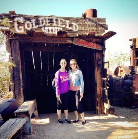 Goldfield Mine Tour--Lori Fusak