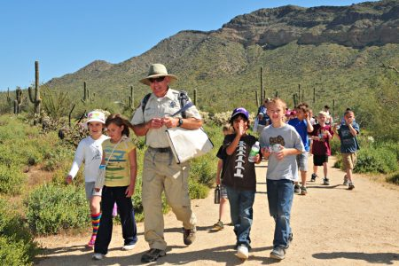 Kids Hike with Ranger
