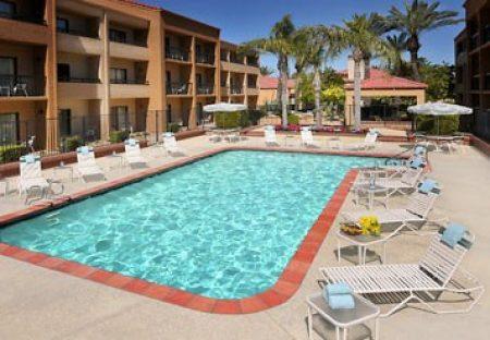 Courtyard Marriott Phoenix Mesa