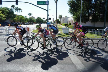 El Tour de Mesa CycloMesa Biking Group on Street