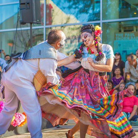 Mesa Arts Center Mexican Festival Dancers