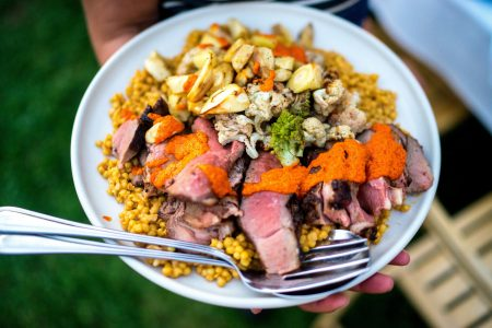 Mesa Culinary Plate