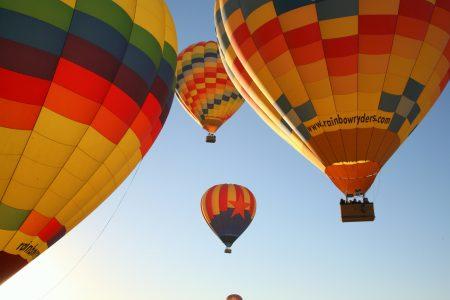 Rainbow Ryders Hot Air Balloon