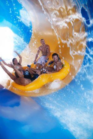 Stormrider Slide at Sunsplash Waterpark
