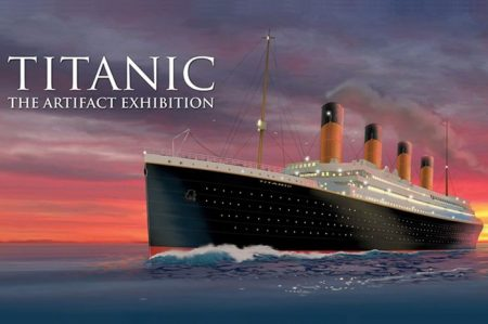 Titanic Exhibit
