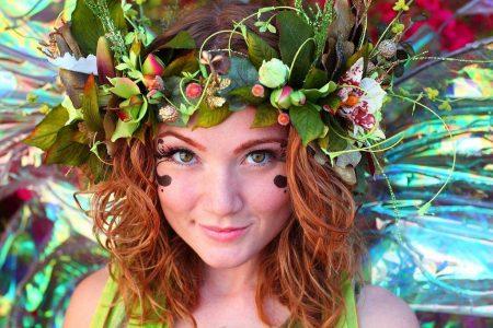 AZ Renaissance Festival Fairy