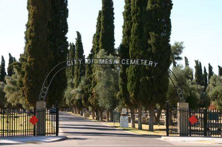 Mesa Cemetery