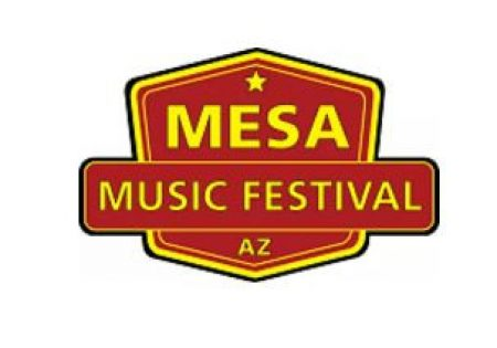 Mesa Music Festival - LOGO