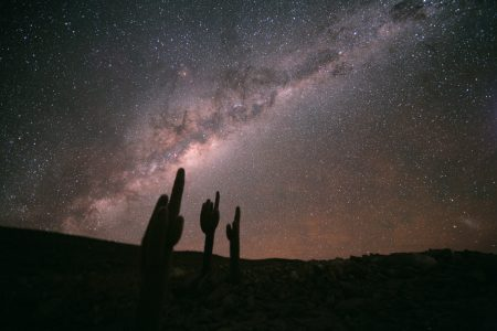 stars - milky way