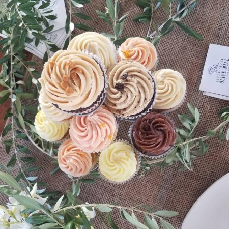 Queen Creek Olive Mill Cupcakes Dessert - Crowdriff