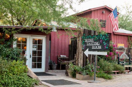 Windmill Winery tasting room
