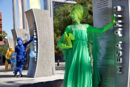 Vessel Spectrum at Mesa Arts Center