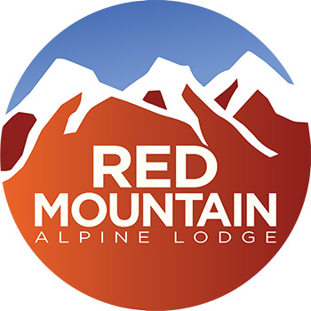 red mountain alpine lodge logo