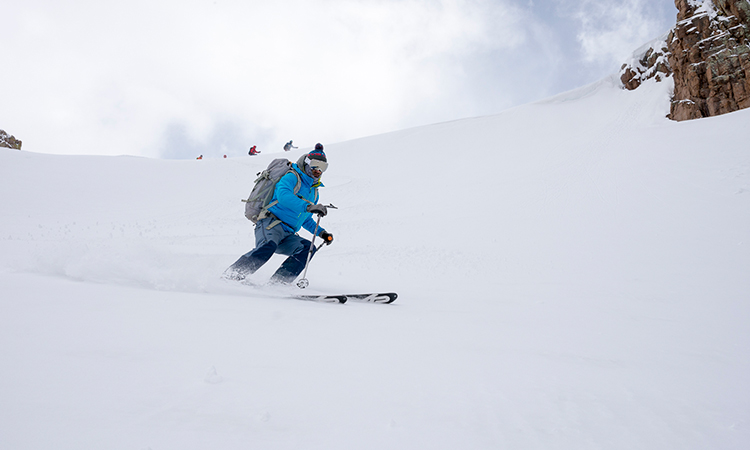 private ski mountaineering colorado