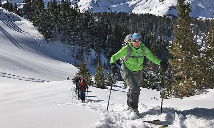 red mountain pass skiing