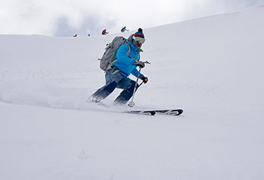 ski mountaineering colorado