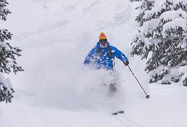 powder hooky red mountain pass
