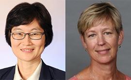 Jung-Ah Lee and Miriam Bender