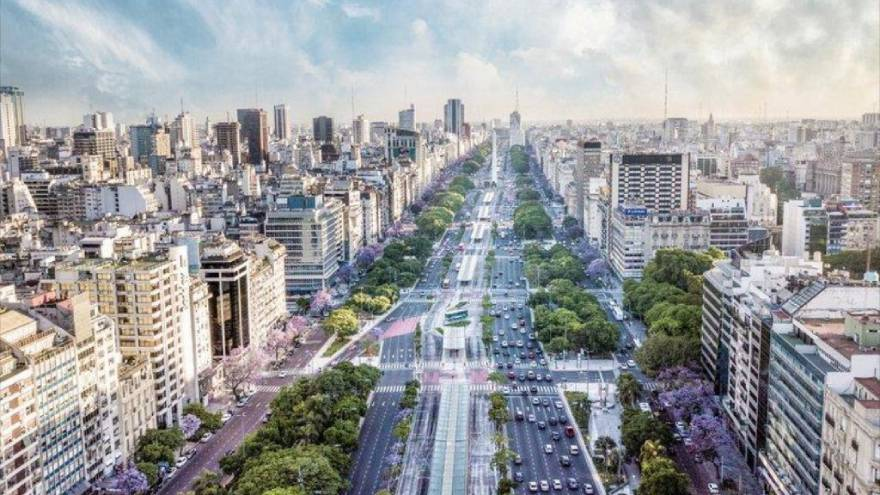 Hotel occupancy in the city of Buenos Aires is only 10% and the situation is critical for several actors