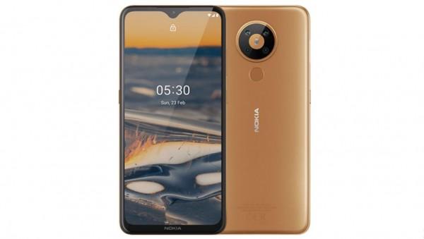 ¡El nuevo Nokia 5.4 tendrá el potente chip Snapdragon 662!  Cámara de 48 MP y otras especificaciones que necesita saber