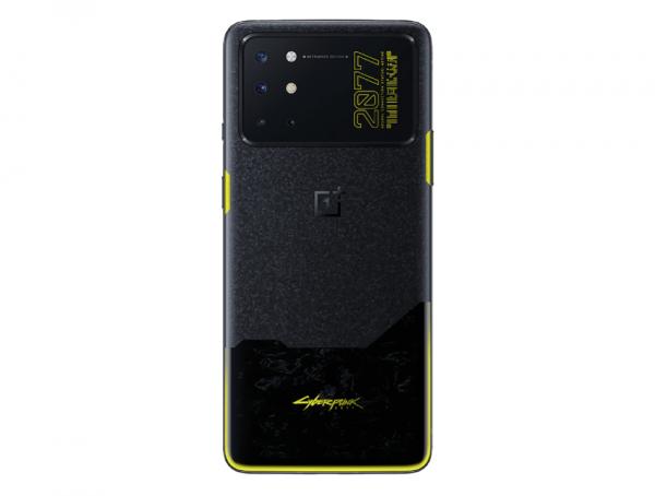 Edición especial OnePlus 8T Cyberpunk 2077