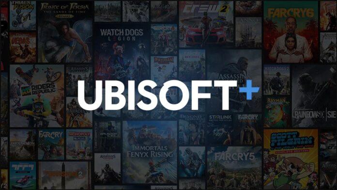 Ubisoft Plus Games on Xbox
